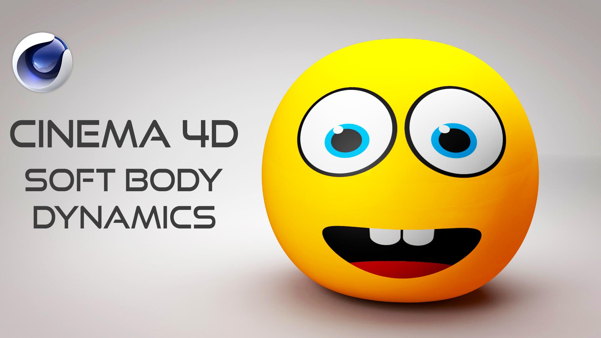 Cinema 4D Soft Body Animation Tutorial - Fattu Tutorials
