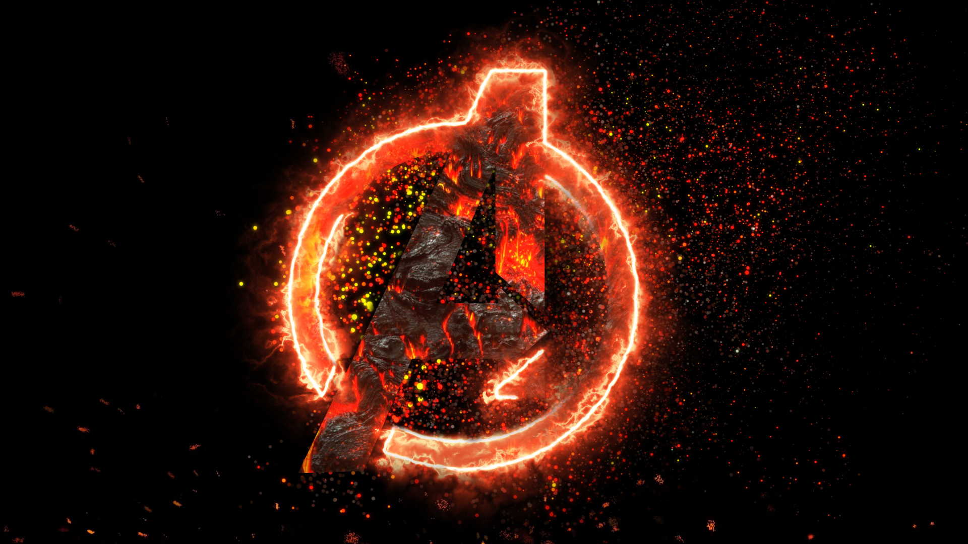 After Effects Tutorial : Particles Logo & Text Animation - Fattu