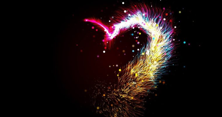 After Effects CC 2018 Particle Logo Animation