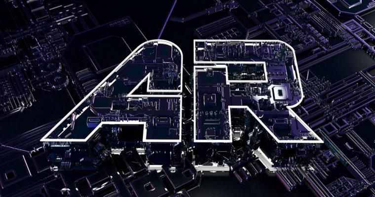 Cinema 4D Sci-Fi Text Effect