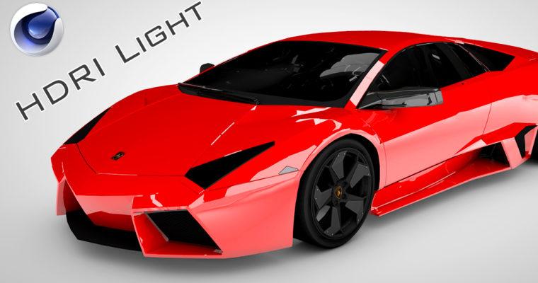 Cinema 4D HDRI Lighting Studio | Cinema 4D Studio Light Tutorial