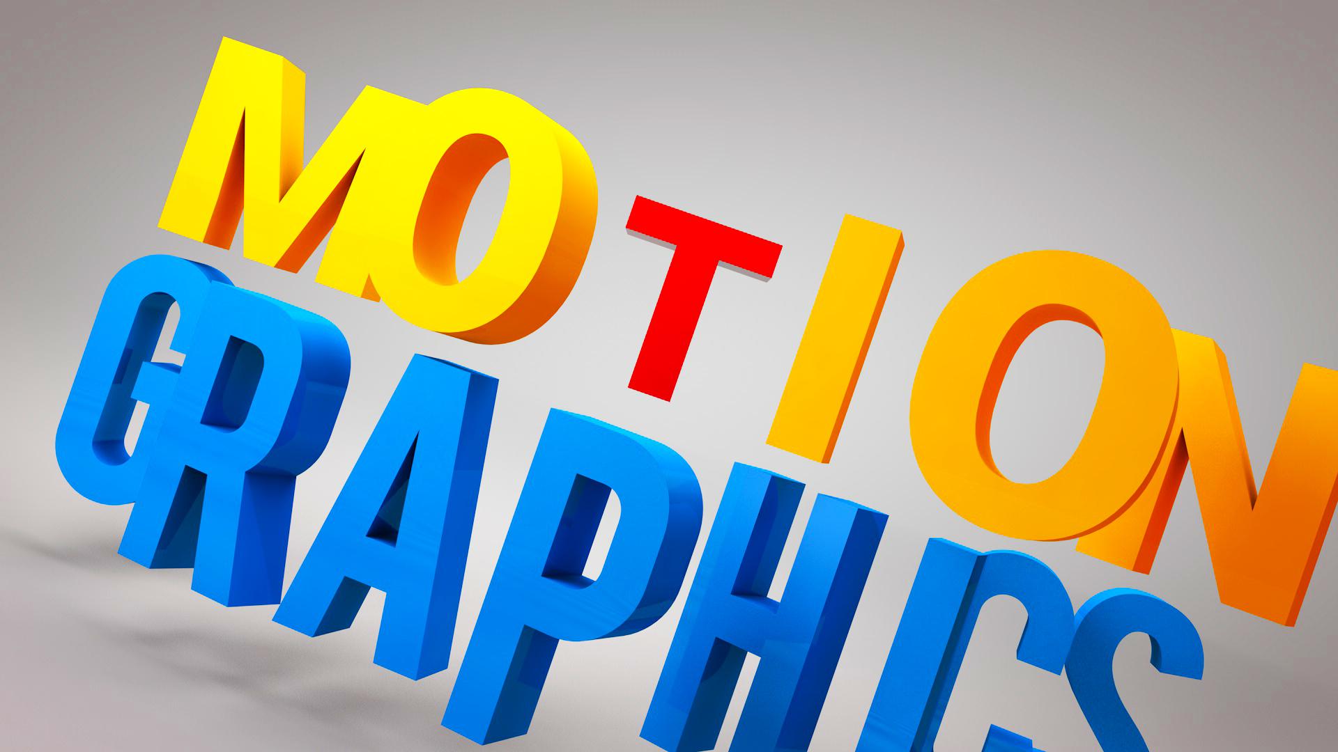 Cinema 4D – Simple Motion Graphics Title Animation ( Beginner )