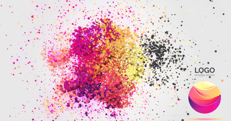 After Effect Simple Particle Logo Animation & Intro Tutorial