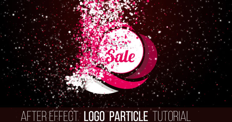 After Effects Logo Animation | After Effects Particle Logo Tutorial – Trapcode Particular