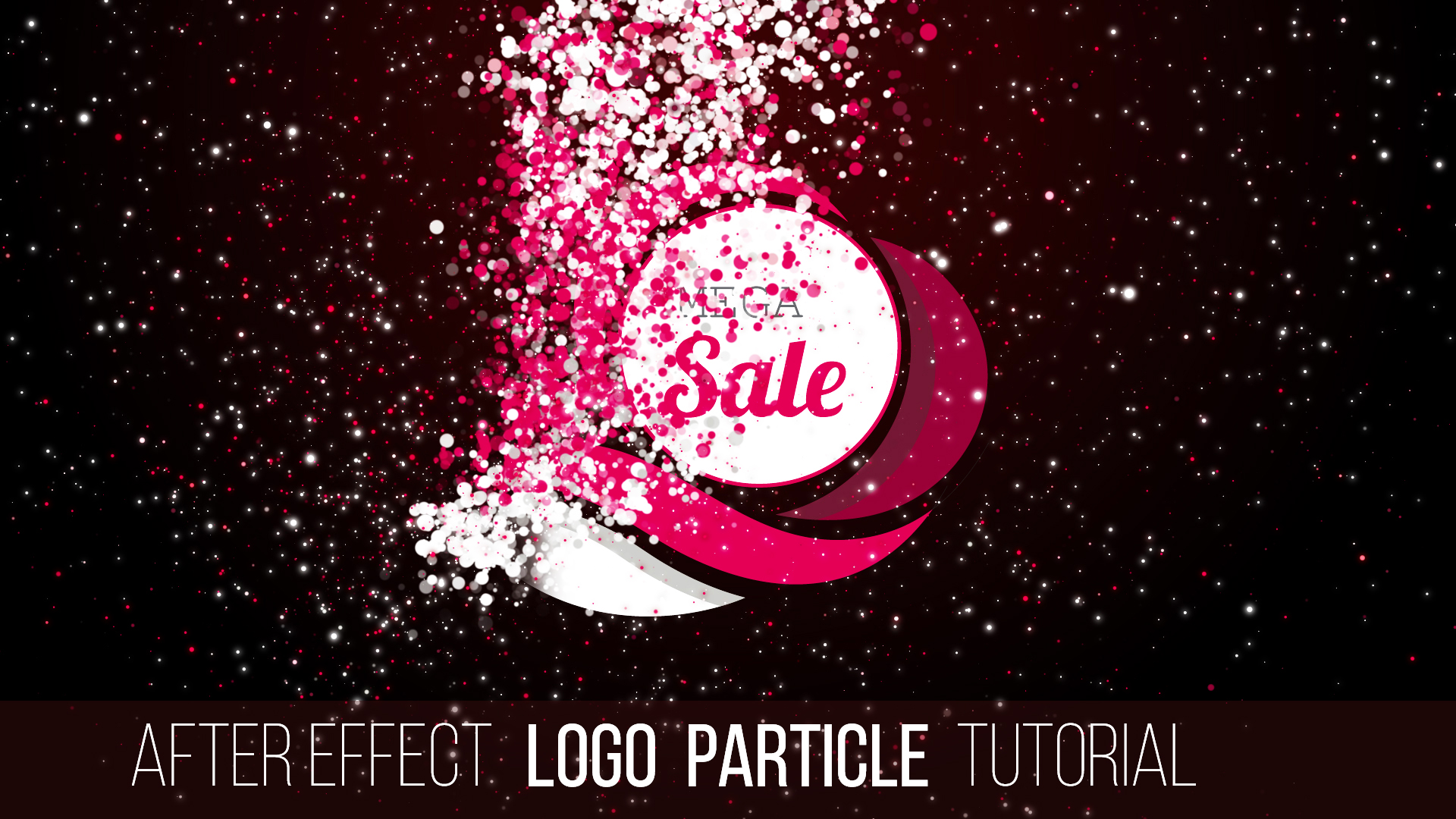 After Effects Logo Animation After Effects Particle Logo Tutorial