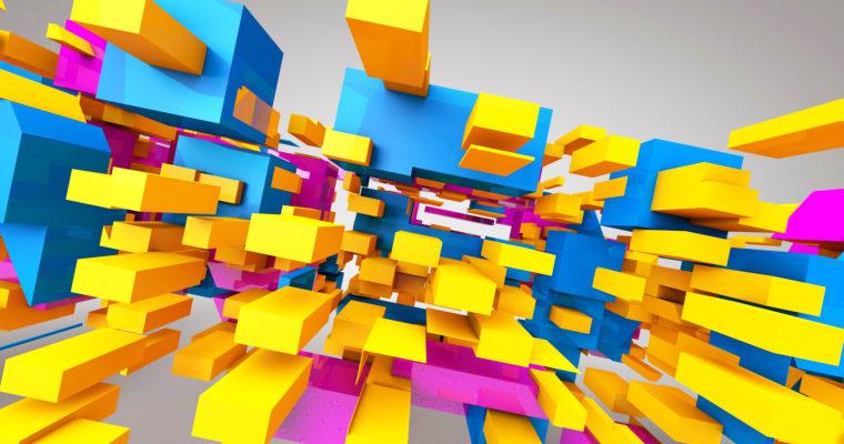 Cinema 4D Tutorial – Random Cube Title Animation