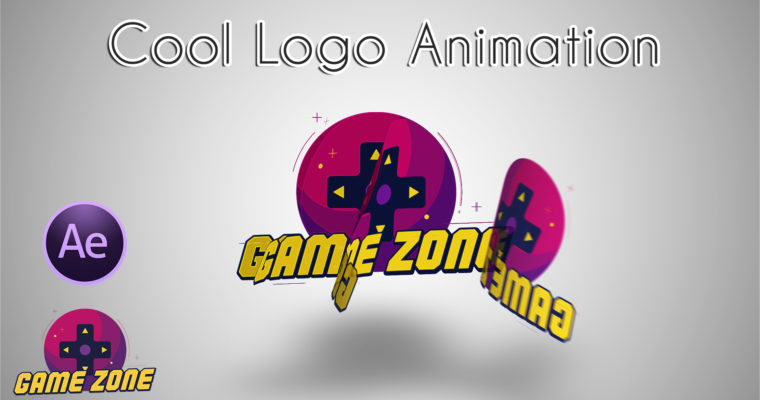 Logo Animation in After Effects – After Effects Tutorial – No Plugins