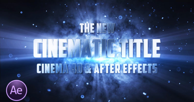 After Effects Templates free download – Cinematic Title Animation in After Effects