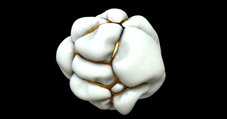 C4D Tutorial – Voronoi Fracture & Cloth