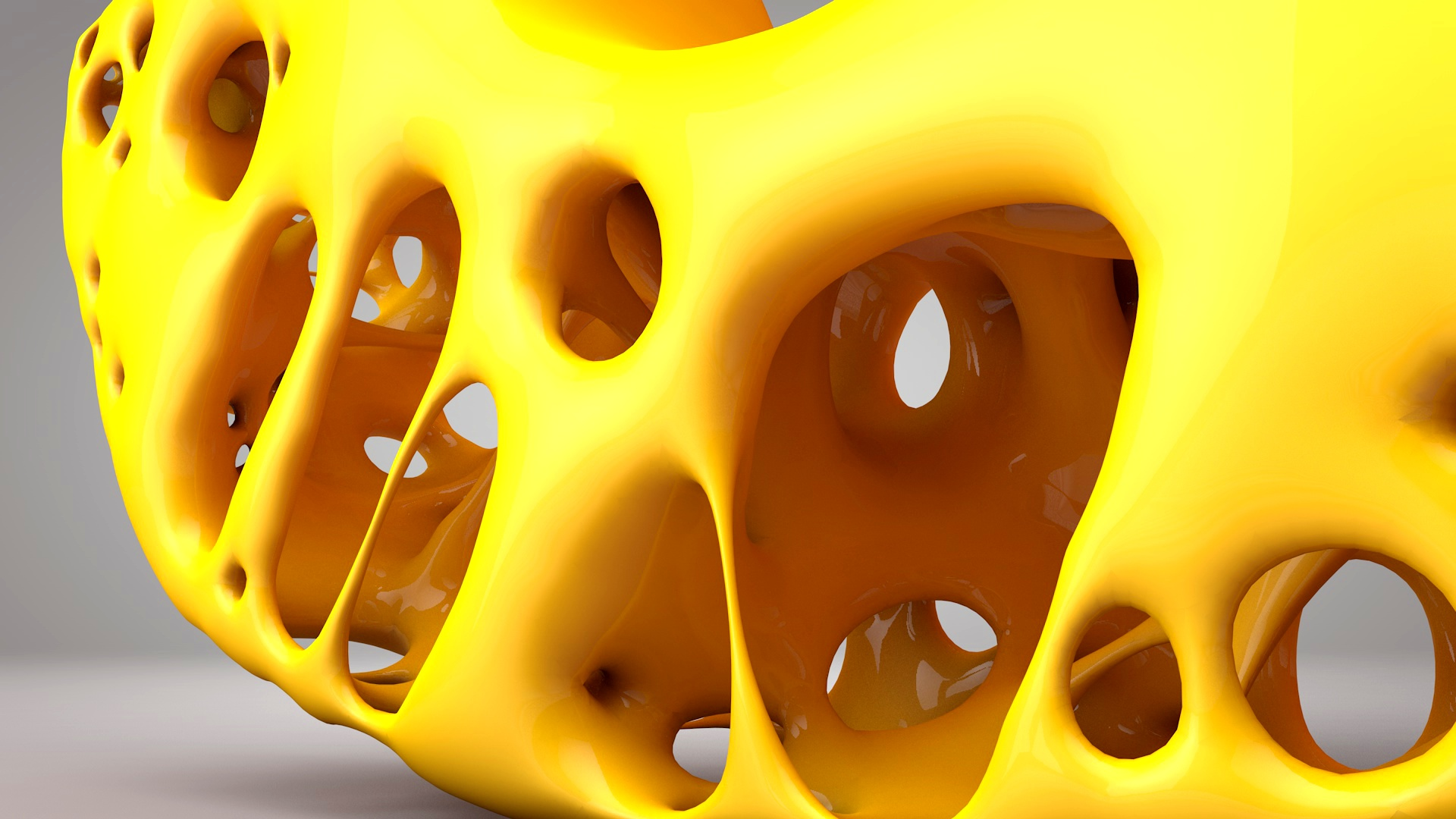 Cinema 4D – New Style Of Voronoi Fracture Tutorial