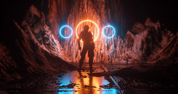 Cinema 4D Octane Beginner Tutorial – Create Abstract Landscape