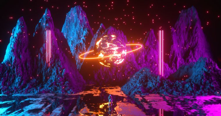 Cinema 4D Octane Beginner Tutorial – Create Galaxy Scene