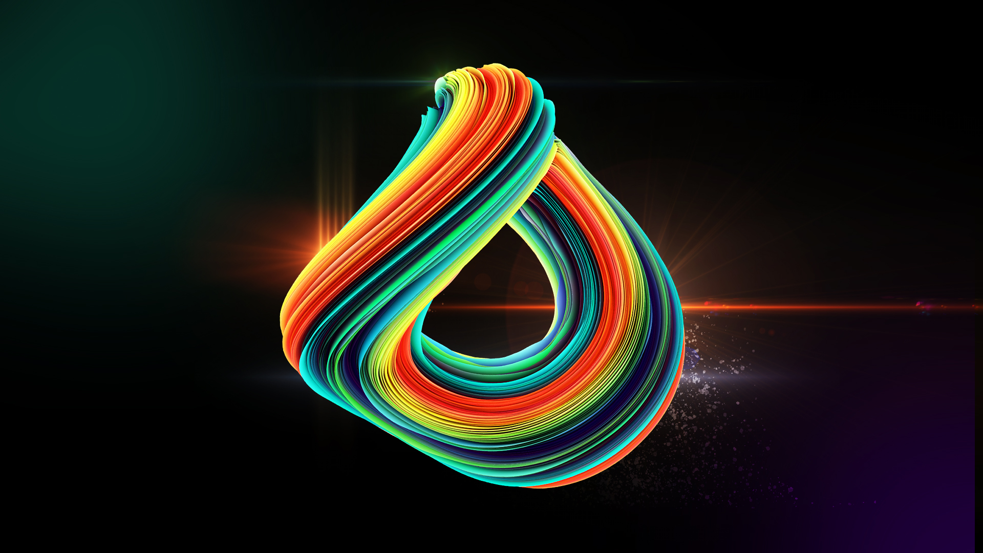 Abstract Shape – Cinema 4D Tutorial