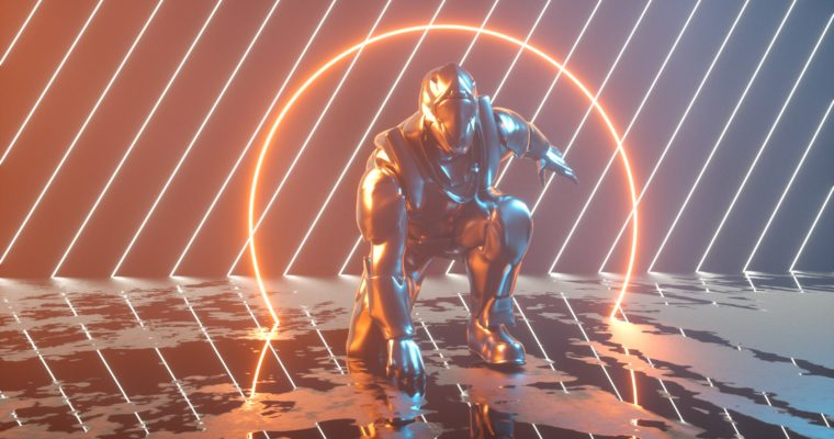 Cinema 4D Octane Tutorial – Create Sci-Fi Scene
