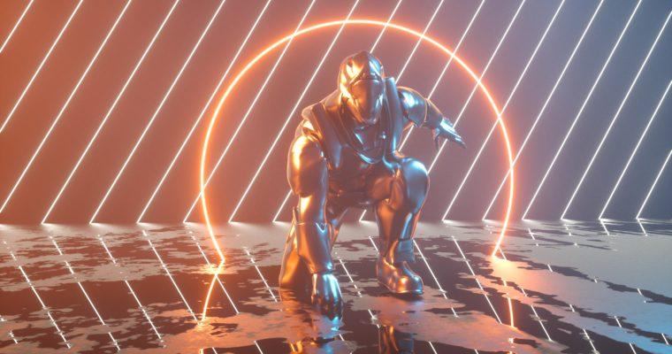 Cinema 4D Octane Tutorial – Create Sci-Fi Scene