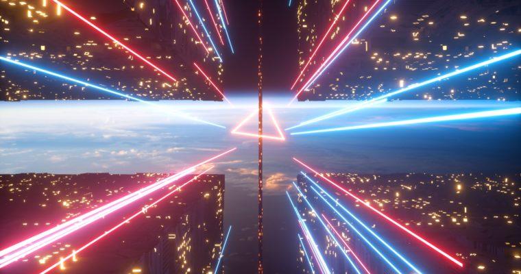 Cinema 4D Octane Tutorial – Create Sci-Fi Scene & HDRI Images